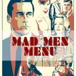 MAD MEN MENU