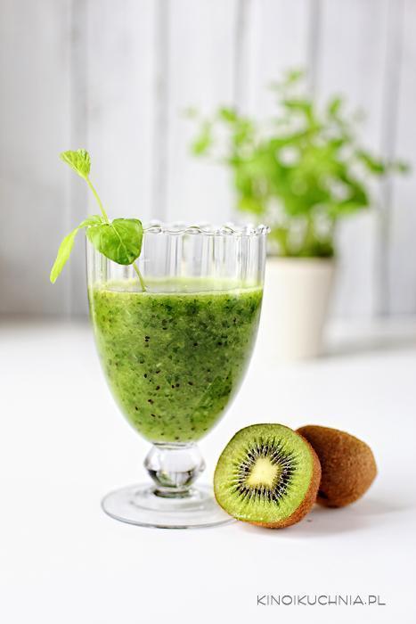green smoothie kino i kuchnia