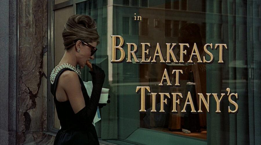 Śniadanie u Tiffany'ego